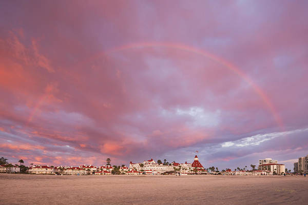 Photograph - Rainbow Proposal by Dan McGeorge