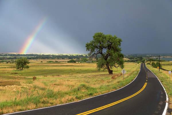 Wall Art - Photograph - Rainbow Road by James BO Insogna