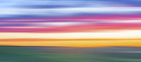 Digital Art - Rainbow Withouut Water X by Jon Glaser