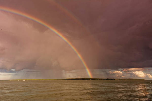 Photograph - Rainbows by Peter Ponzio