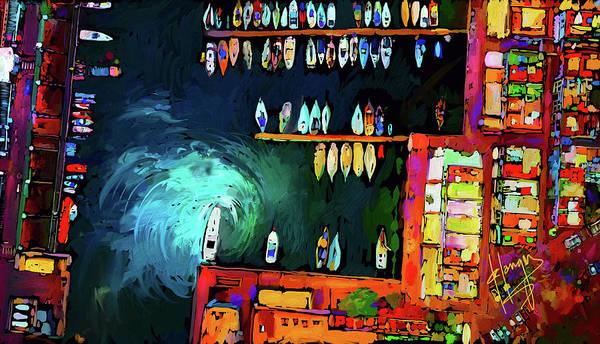 Rainbowts Art Print