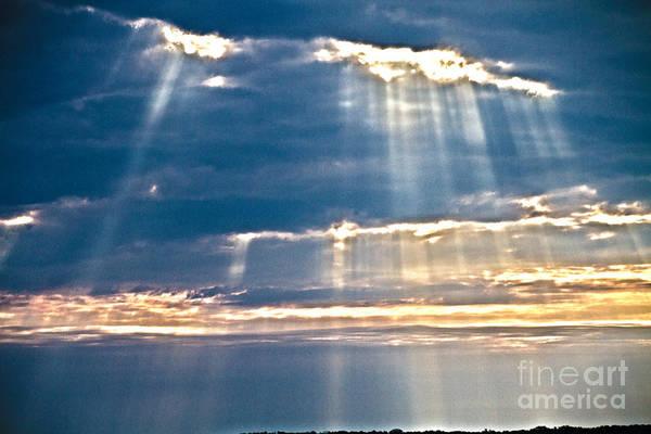 Photograph - Raining Light by William Norton