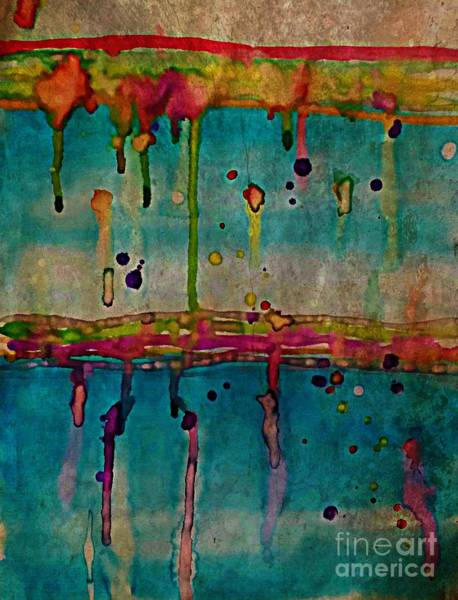 Painting - Rainy Day by Diamante Lavendar
