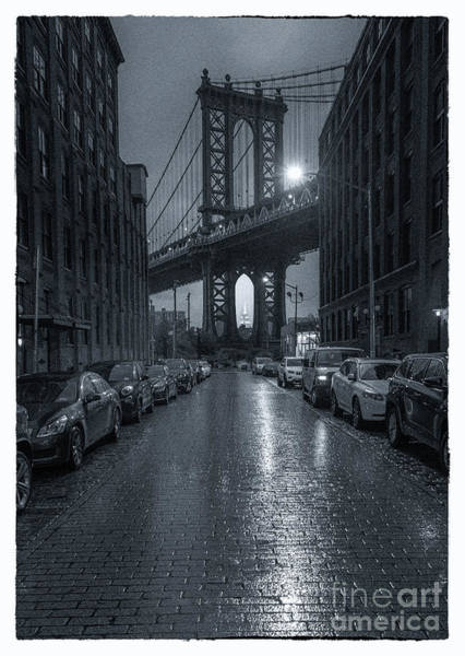 Wall Art - Photograph - Rainy Day In Brooklyn by Marco Crupi