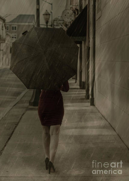 Photograph - Rainy Day by Mechala Matthews