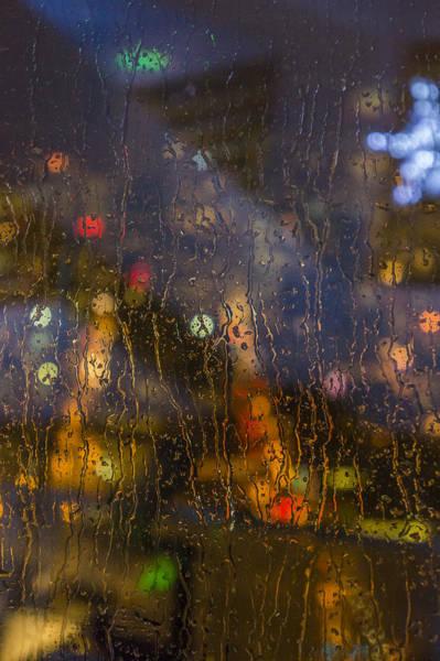 Photograph - Rainy Night by Robert Potts