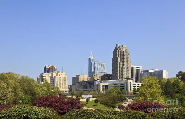 Photograph - Raleigh North Carolina by Jill Lang