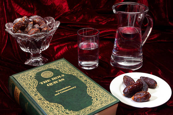 Ramadan Evening Art Print