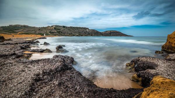 Ramla Bay Wall Art - Photograph - Ramla Bay - Gozo, Malta - Seascape, Travel Photography by Giuseppe Milo