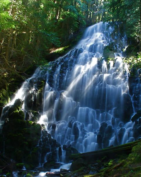 Photograph - Ramona Falls by Todd Kreuter