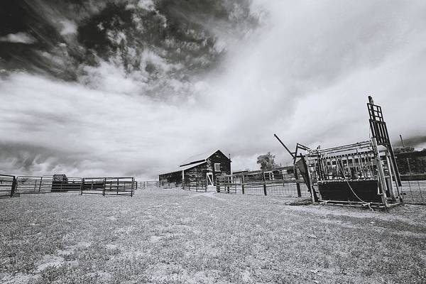 Photograph - Ranchscape by Amanda Smith