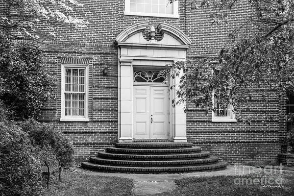 Photograph - Randolph College Doorway by University Icons