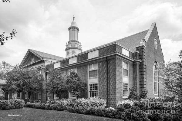 Photograph - Randolph College Lipscomb Library by University Icons