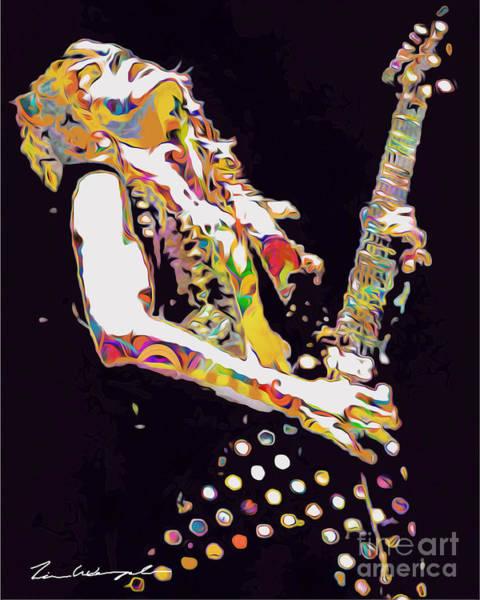 Randy Rhoads Art Print