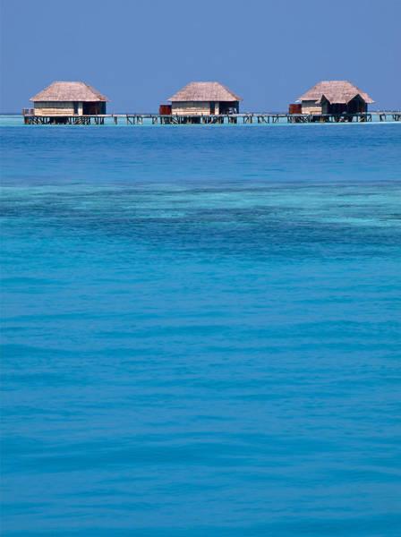 Turqoise Photograph - Rangali Island Maldives 20 by Per Lidvall