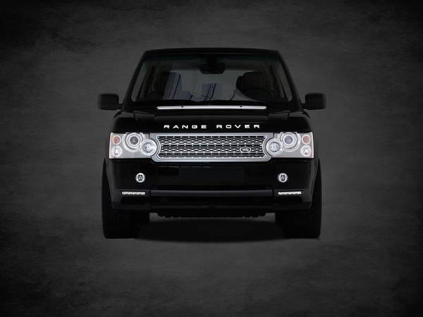 Land Mark Photograph - Range Rover by Mark Rogan