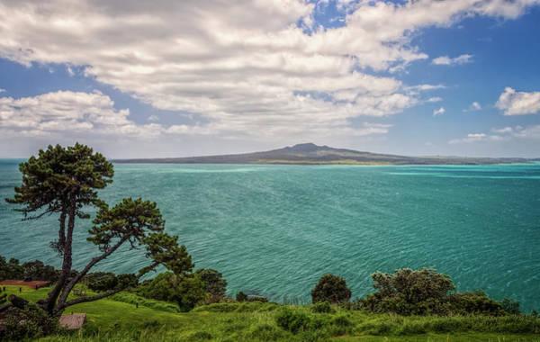 Auckland Photograph - Rangitoto New Zealand by Joan Carroll