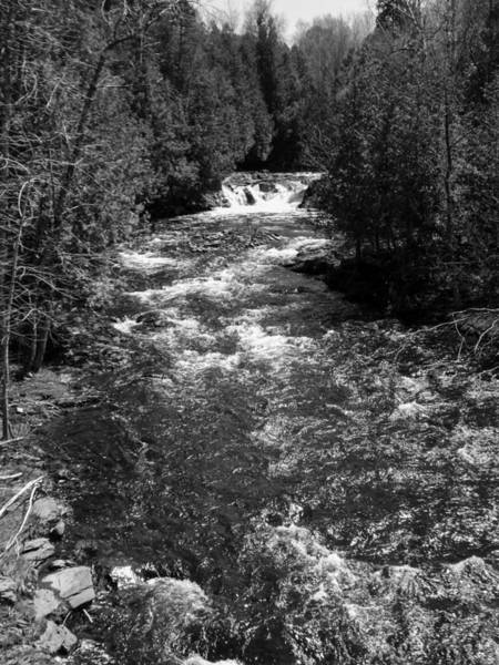 Houlton Photograph - Rapids by William Tasker