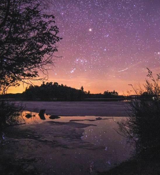Photograph - Raquette Lake by Jessica Tabora