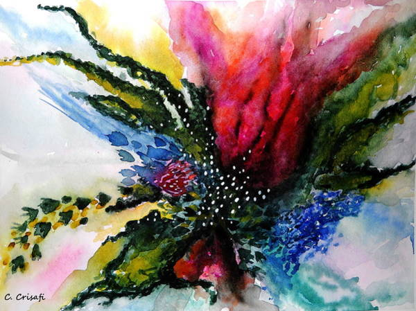 Painting - Rare Beauty by Carol Crisafi