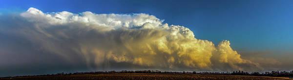 Photograph - Rare Tornadic Supercells In Nebraska 001 by NebraskaSC