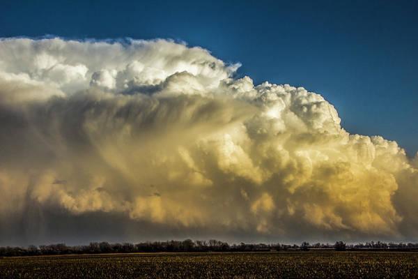Photograph - Rare Tornadic Supercells In Nebraska 002 by NebraskaSC