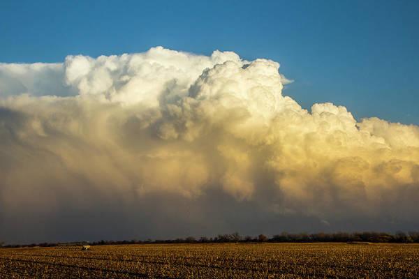 Photograph - Rare Tornadic Supercells In Nebraska 011 by NebraskaSC