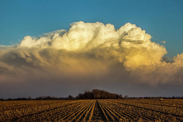 Photograph - Rare Tornadic Supercells In Nebraska 017 by NebraskaSC