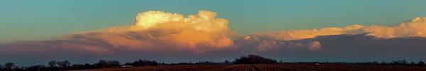 Photograph - Rare Tornadic Supercells In Nebraska 020 by NebraskaSC