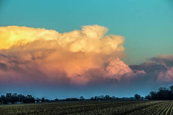 Photograph - Rare Tornadic Supercells In Nebraska 023 by NebraskaSC