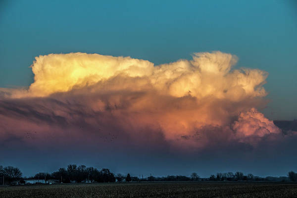 Photograph - Rare Tornadic Supercells In Nebraska 024 by NebraskaSC