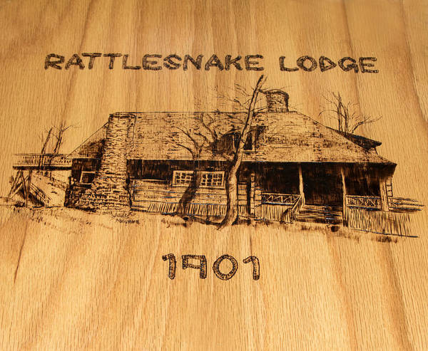 Photograph - Rattlesnake Lodge  by Betty Pauwels