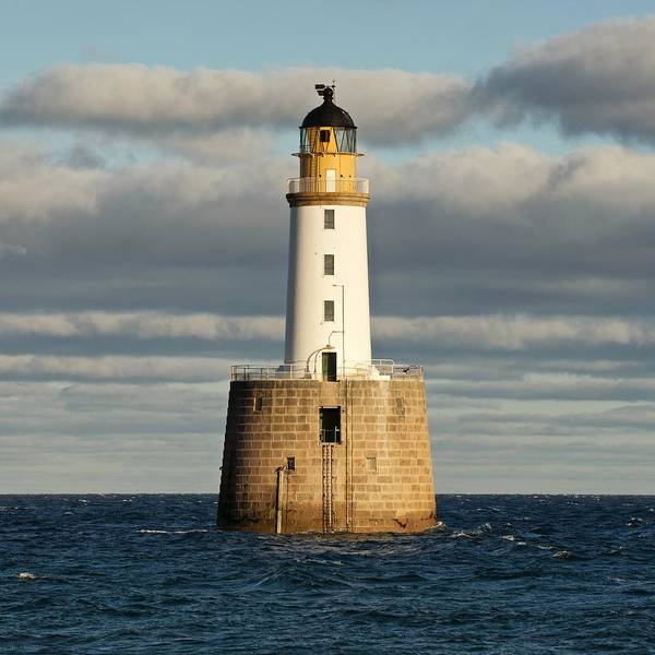 Photograph - Rattray Head Lighthouse In The Afternoon by Stephen Taylor