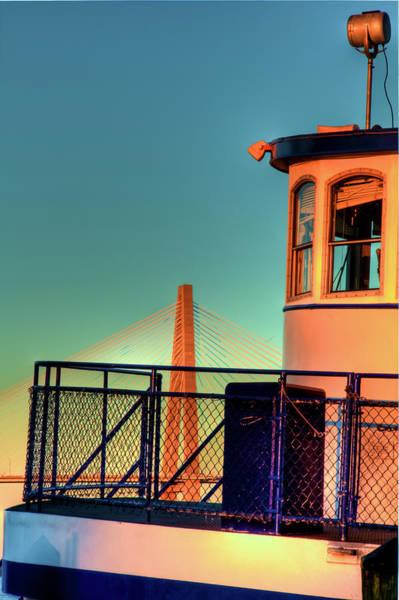 Wall Art - Photograph - Ravenel Ferry by Drew Castelhano