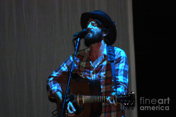 Ray Lamontagne Photograph - Ray Lamontagne-8903 by Gary Gingrich Galleries