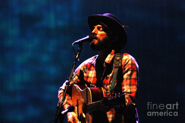Ray Lamontagne Photograph - Ray Lamontagne-9053 by Gary Gingrich Galleries