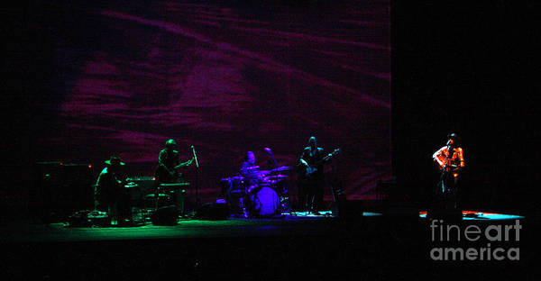 Ray Lamontagne Photograph - Ray Lamontagne Band-9140 by Gary Gingrich Galleries