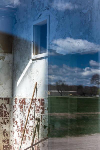 Dairy Barn Digital Art - Ray Of Light by Revel Photo