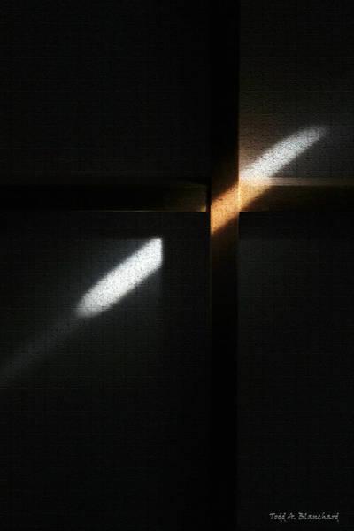 Digital Art - Ray Of Light by Todd Blanchard