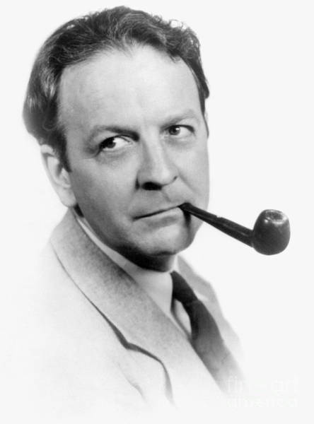 Chandler Photograph - Raymond Chandler by Granger