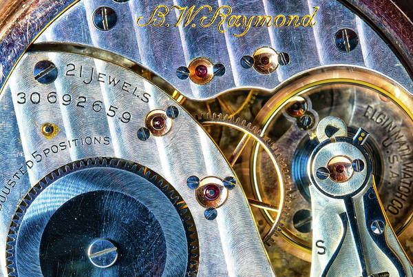 Photograph - Raymond's Watch by Darren White