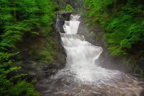 Photograph - Raymondskill Falls by Susan Candelario