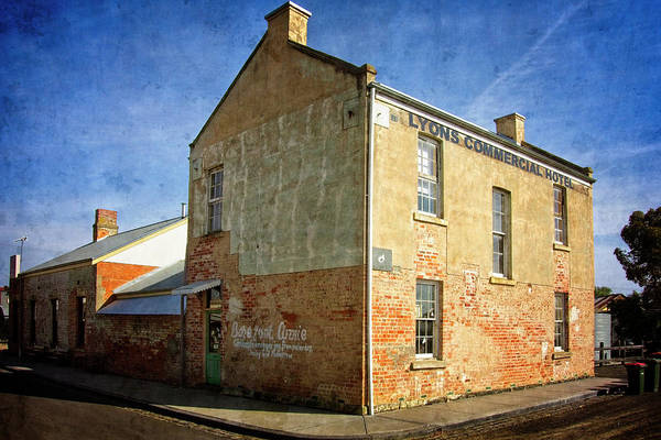 Wall Art - Photograph - Re-purposed Pub by Wayne Sherriff