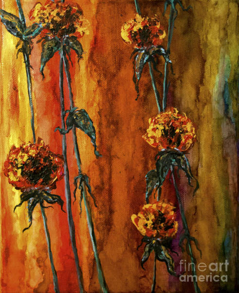 Painting - Reaching For The Sun by Tim Musick