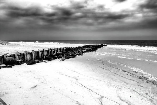 Down The Shore Photograph - Reaching The Ocean At Long Beach Island by John Rizzuto