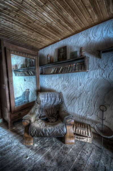 Wall Art - Digital Art - Reading Corner by Nathan Wright