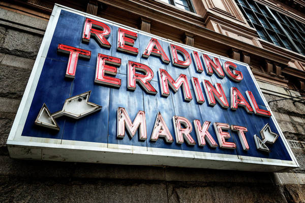 Photograph - Reading Market by Ryan Wyckoff