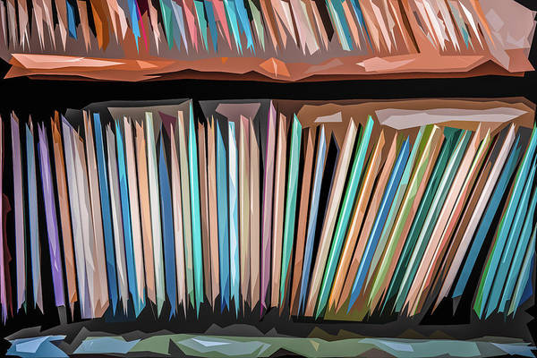 Photograph - Reading Rainbow by Michael Arend