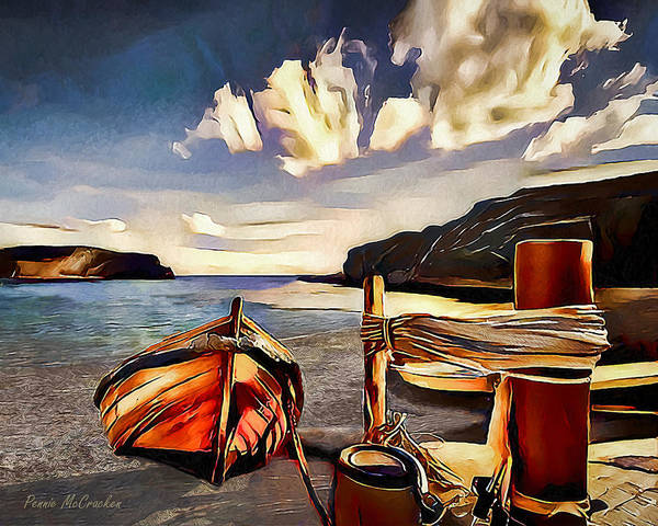Digital Art - Ready And Waiting by Pennie McCracken