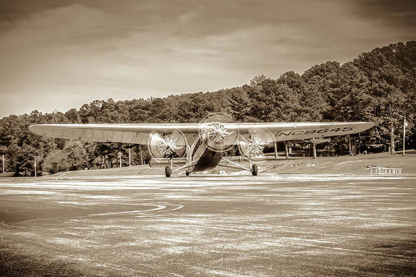 Photograph - Ready For Takeoff by Tom and Pat Cory